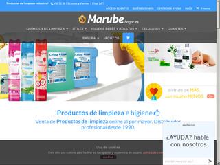 Productos de limpieza profesionales para el hogar tienda for Articulos para el hogar online