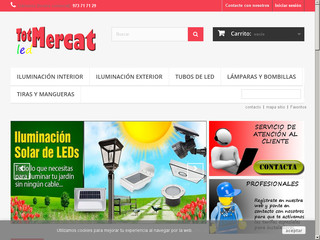 Totmercat LED