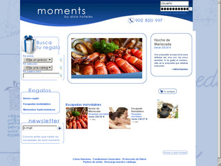 Aisia Hoteles - Moments (bonos regalo spa)