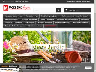 Ferreter a menaje electricidad tienda online for Menaje barcelona