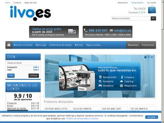Suministros de hosteler a tienda online material en for Material hosteleria online