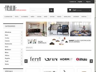 Art culos para el hogar dise o y decoraci n tienda for Articulos para el hogar online