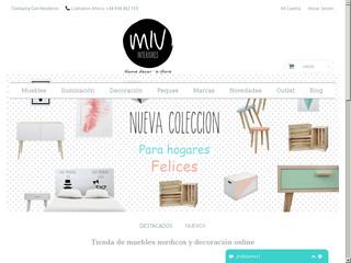 Muebles y decoraci n tienda online mobiliario en - Muebles on line barcelona ...